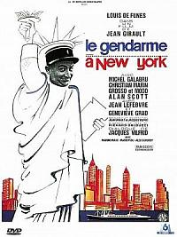 film Le Gendarme à New York